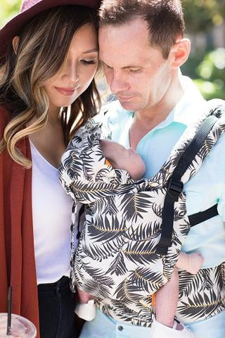 Tula Free-to-Grow Baby Carrier - Hide and Seek