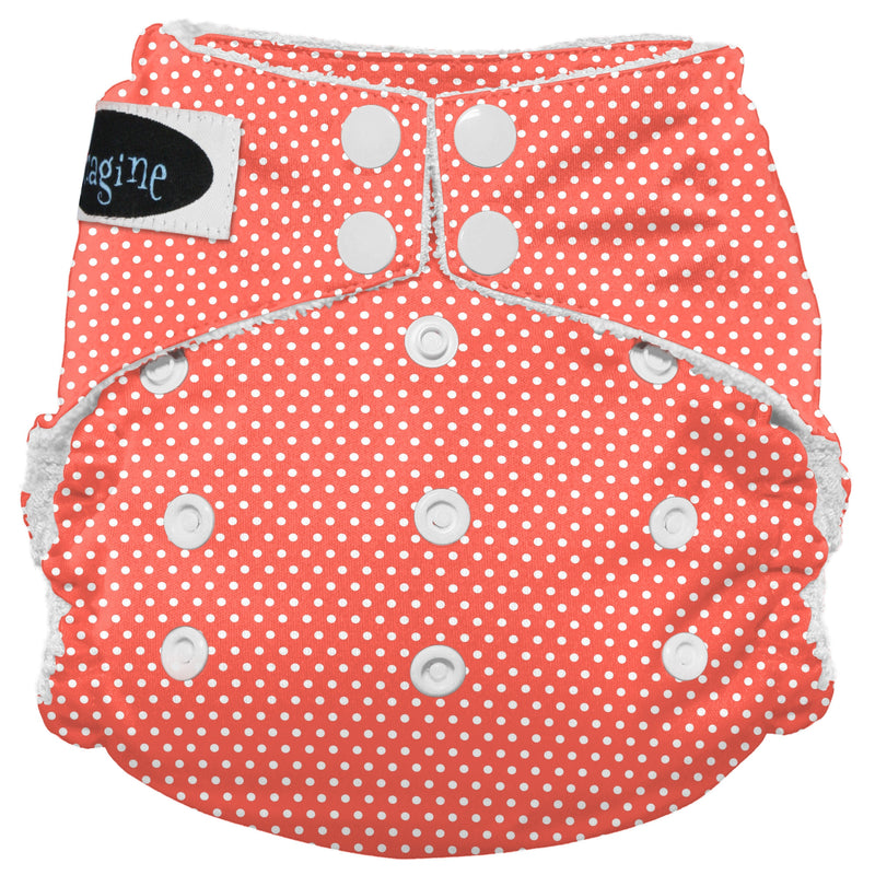 Imagine 2.0 One Size Bamboo All-In-One Cloth Diaper