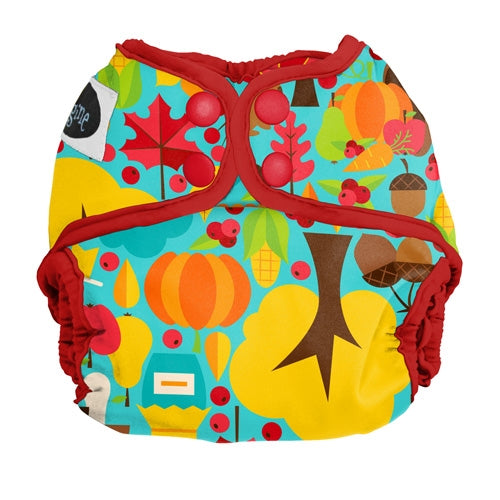 Imagine Newborn Cloth Diaper Covers Harvest Fest