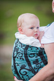 Smitten with Wovens Soren - Stix Ring Sling (cotton)