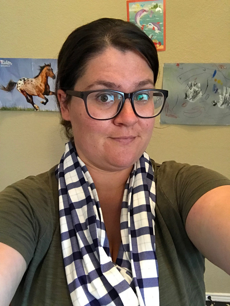 Bumblito Infinity Scarf Jude