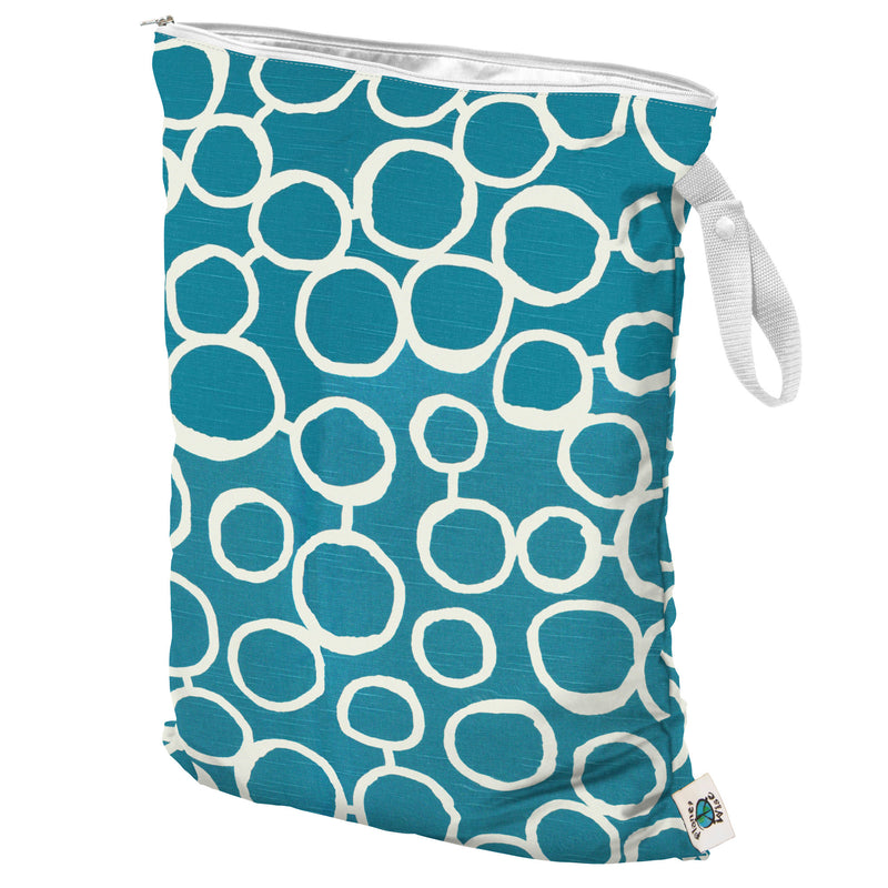 Planet Wise Wet Bags LARGE Aquarius