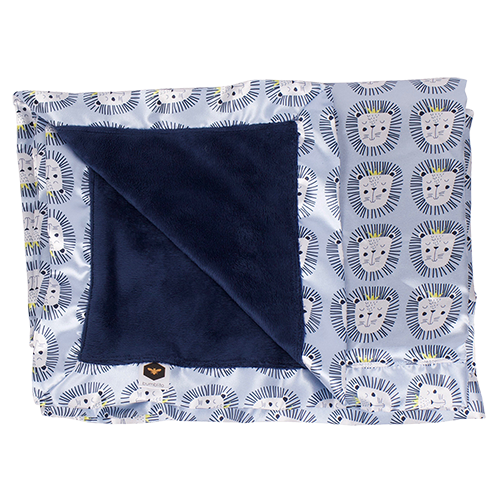 Bumblito Baby Bee Luxe Blankets
