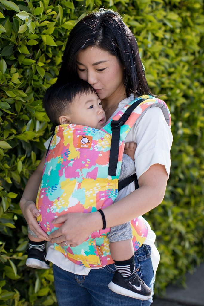 Tula Free-to-Grow Baby Carrier - Oh Joy! Paint Palette