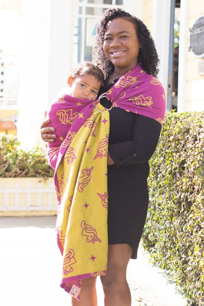 Tula Wovens Magic Spike Glam Conversion Ring Sling