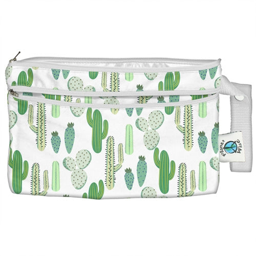 Planet Wise Wet/Dry Clutch Prickly Cactus