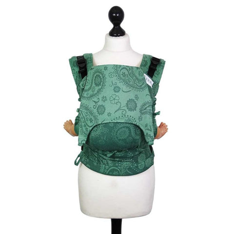 Fidella BABY SIZE Fusion - Persian Paisley Jungle - Soft Structred Carrier