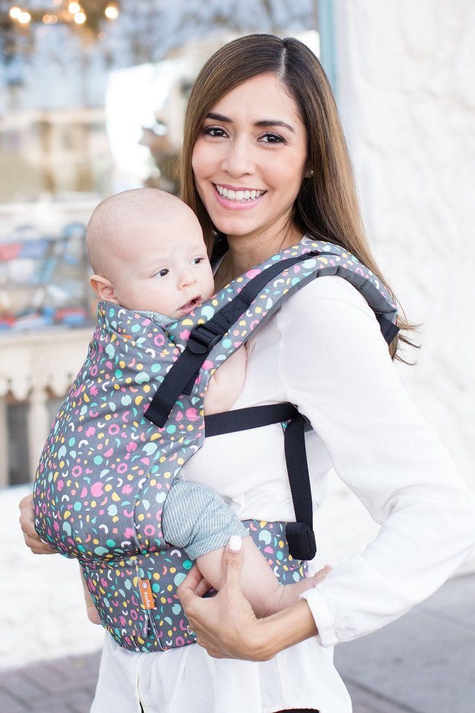 Tula Free-to-Grow Baby Carrier - Oh Joy! Party Pieces