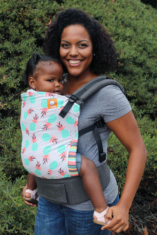 Tula Ergonomic Carrier PINEAPPLE PALM