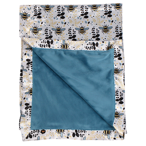 Bumblito Baby Bee Luxe Blankets Rory