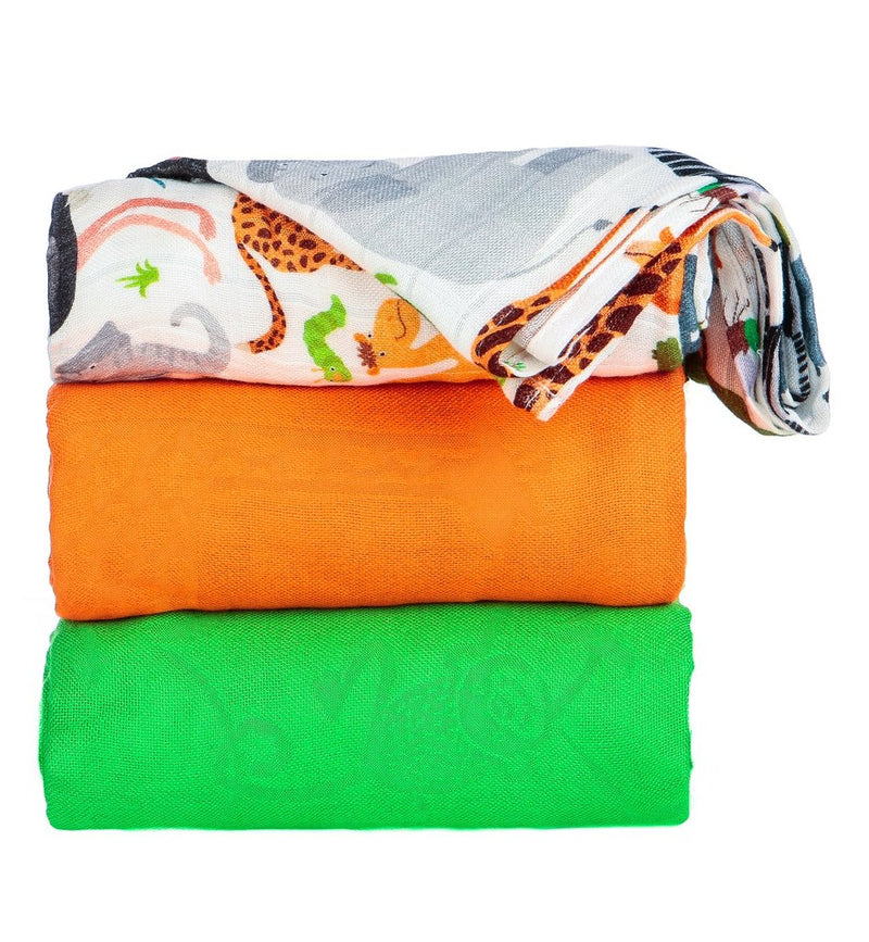 Tula Blanket Set Safari