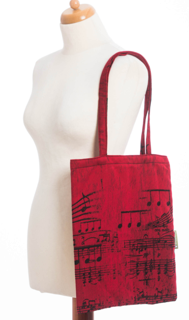Lenny Lamb Symphony Flamenco Shopping bag