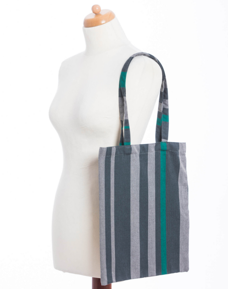 Lenny Lamb Smoky Mint Shopping bag