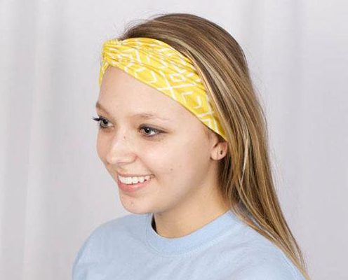 Bumblito Headband (Adult Size) stamped