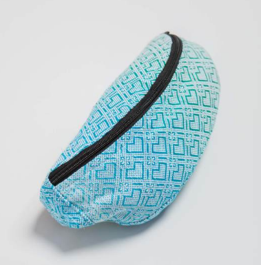 Lenny Lamb Big Love Ice Mint Waist Bag
