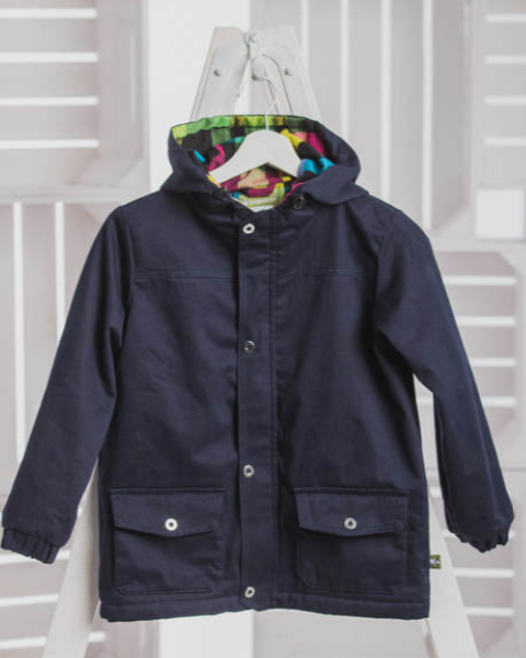 Lenny Lamb Childrens Coats Parka (Water Resistant) - PREORDER