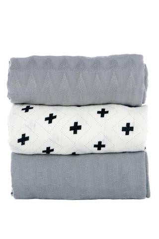 Tula Blanket Set Splatter Jet