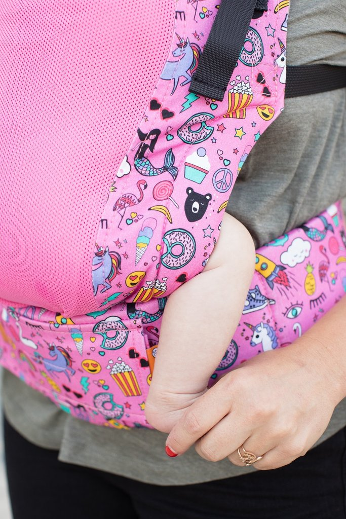 Tula Coast Free-to-Grow Baby Carrier - Stickers