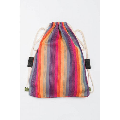 Lenny Lamb Sunset Rainbow Sackpack
