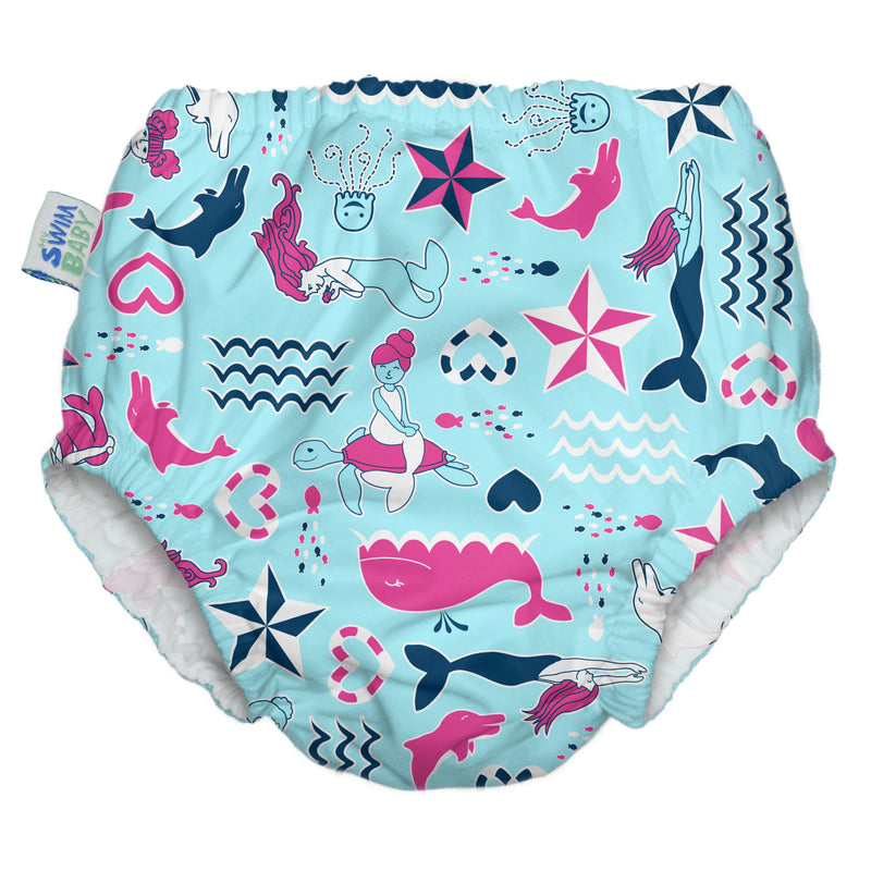 My Swim Baby Swim Diapers Little Mermaid