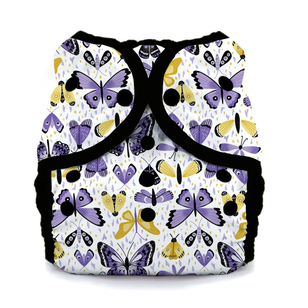 Duo Wrap Cloth Diaper Cover (discontinued prints)
