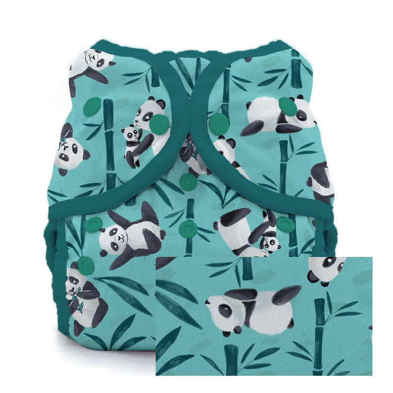 Duo Wrap Cloth Diaper Cover (discontinued prints