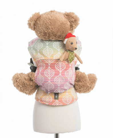 Lenny Lamb Tulip Petals Doll Carrier