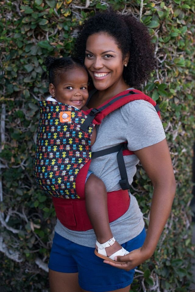Tula Ergonomic Carrier Little Robots