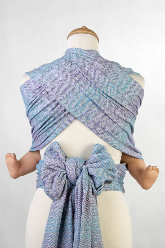 Lenny Lamb Little Love Zephyr Wrap Tai (Cotton)