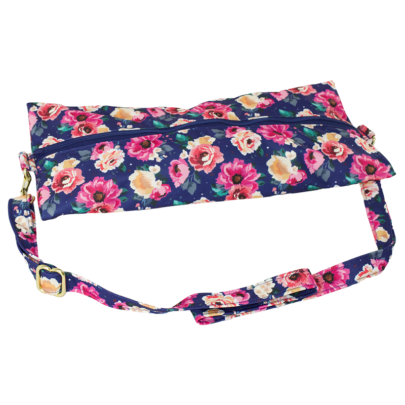 Smart Bottoms Wayfarer Bag Petit Bouquet