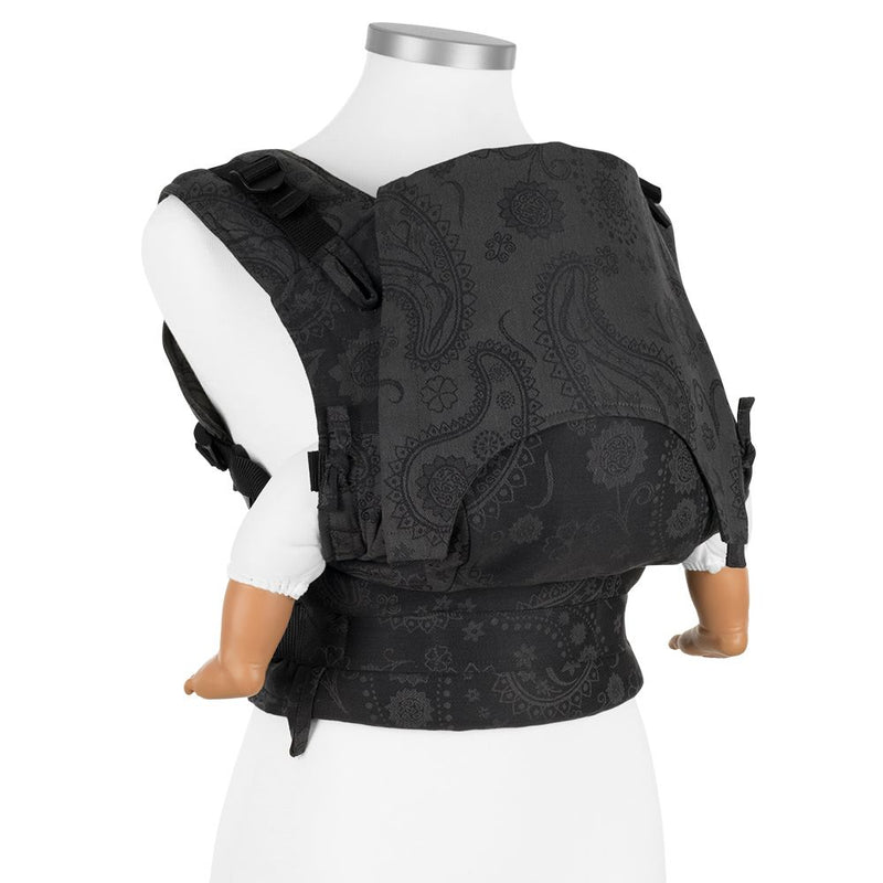 Fidella Paisley Charming Black Fusion Soft Structured Carrier