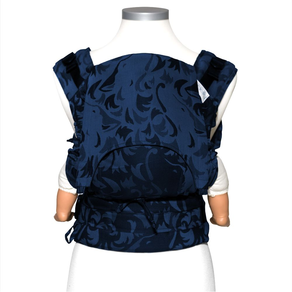 Fidella Classic Wolf Royal Blue Fusion Soft Structured Carrier