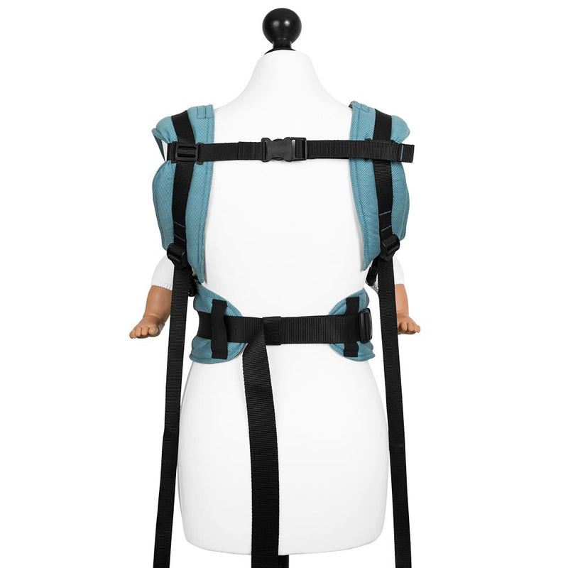 Fidella Lines Blue Stone Fusion Soft Structured Carrier