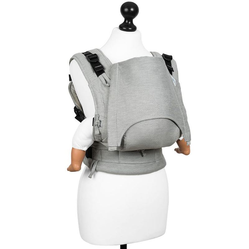 Fidella Lines Grey Stone Fusion Soft Structured Carrier