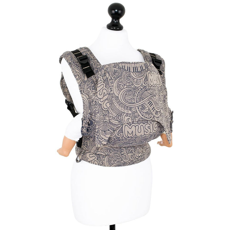 Fidella Music Vibes Biscuit Baby Size Fusion Soft Structured Carrier