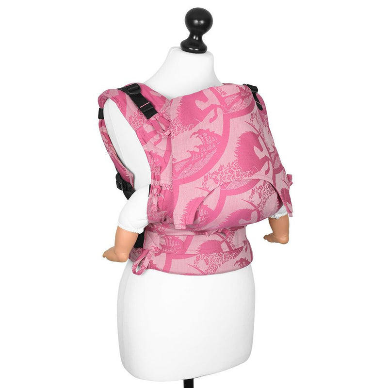 Fidella Unicorn Tale Pink Rose Fusion Soft Structured Carrier