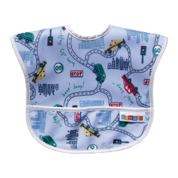Bummis Best Ever Bib Big City