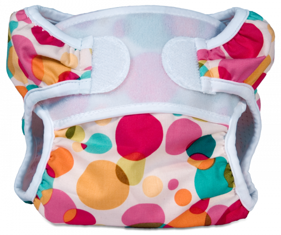 Bummis Swimmi Reusable Swim Diaper Bubbles