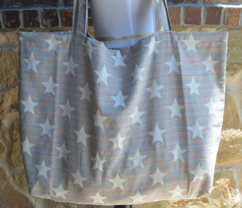 Yaro Random Stars Shopper Bag