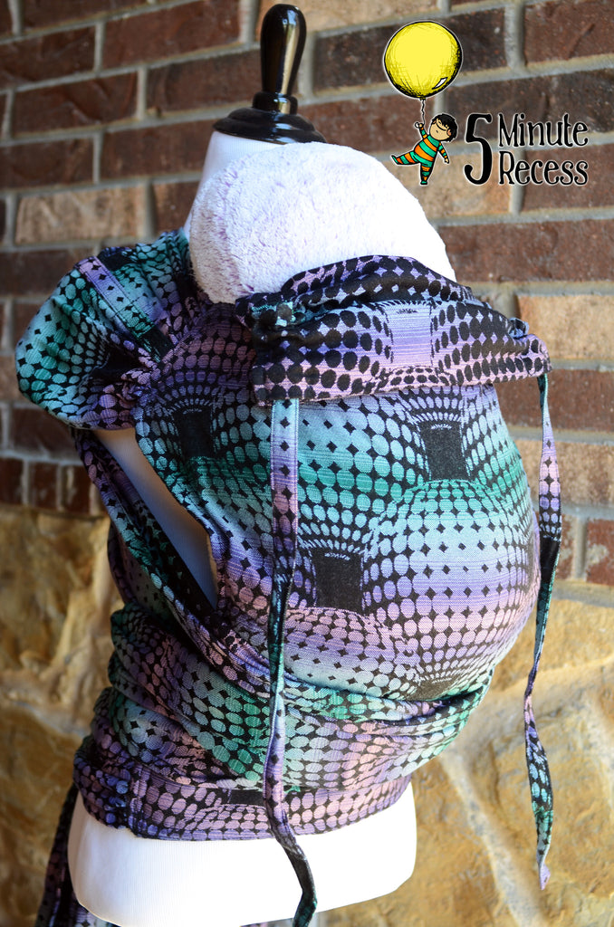Lenny Lamb Disco Ballsy Wrap Tai (Cotton)