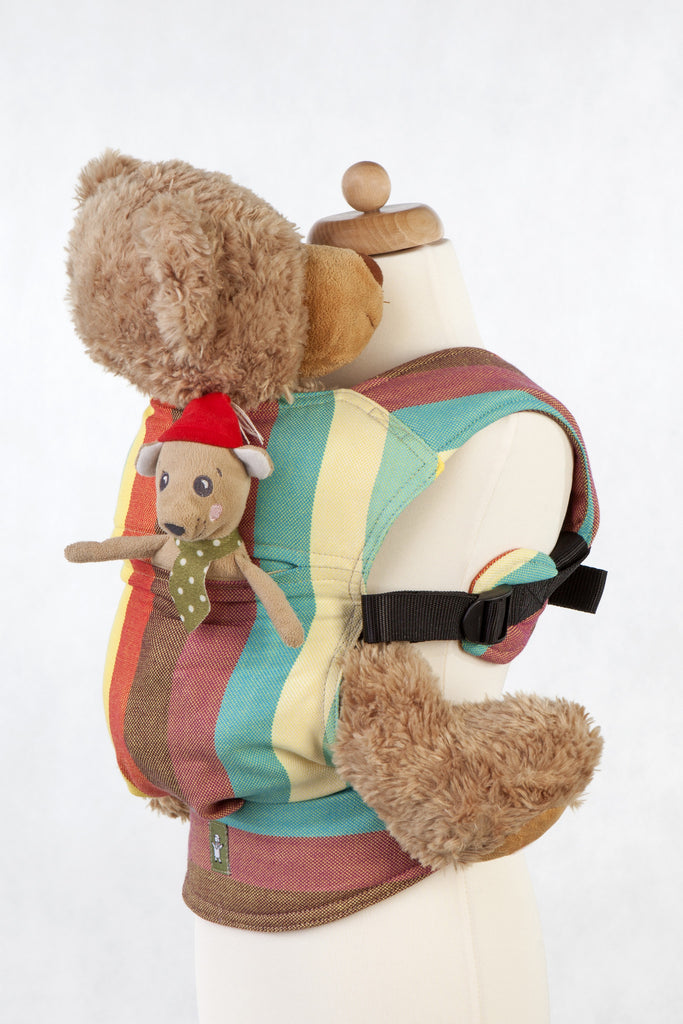 Lenny Lamb Doll Carrier Four Seasons