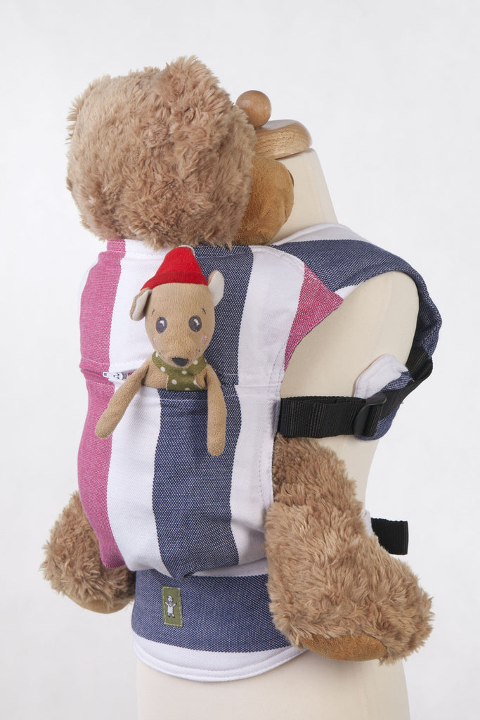 Lenny Lamb Doll Carrier Marseillaise