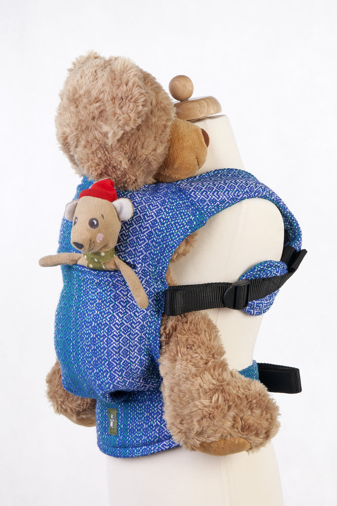 Lenny Lamb Doll Carrier Little Love Ocean