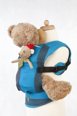 Lenny Lamb Doll Carrier Ocean Depth