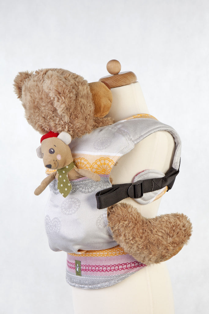 Lenny Lamb Doll Carrier Vanilla Lace