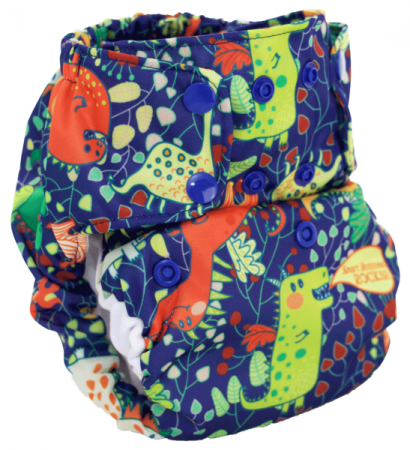 Smart Bottoms Dream Cloth Diaper 2.0 (no prep!)