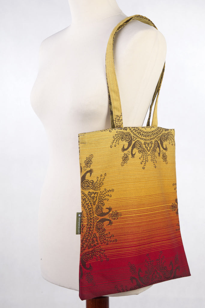 Lenny Lamb Shopping bag NOBLE INDIAN PEACOCK