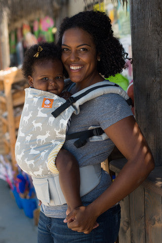 Tula Ergonomic Carrier FAWN