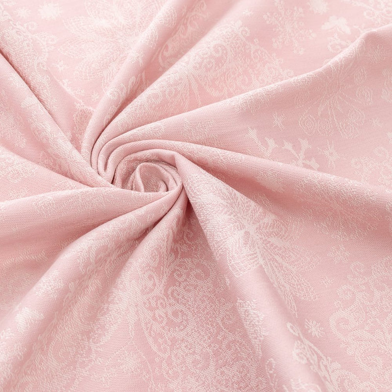 Fidella Iced Butterfly Pale Pink Ring Sling (organic cotton)