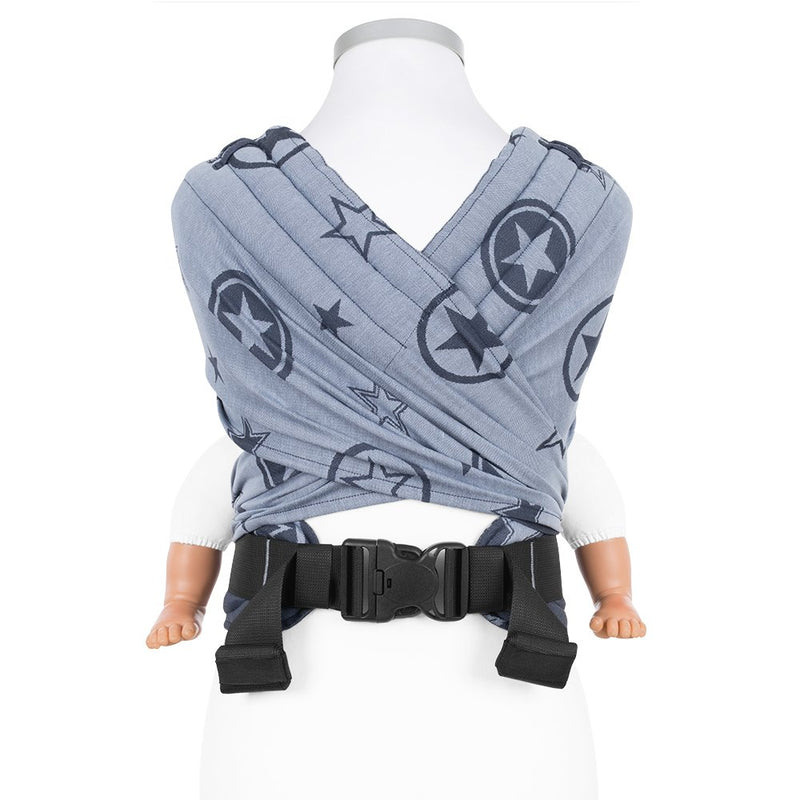Fidella Outer Space Blue Fly Click Half Buckle Carrier (SSC/Meh Dai)